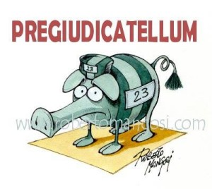 pregiudicatellum